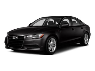 Oolong Gray Metallic 2015 Audi A6 Pictures A6 Sedan 4D 3.0T Prestige AWD photos front view