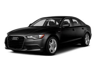 Phantom Black Pearl Effect 2015 Audi A6 Pictures A6 Sedan 4D TDI Prestige AWD photos front view