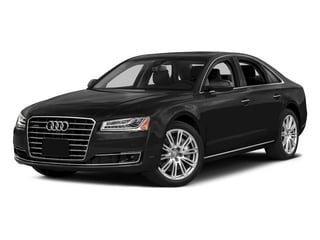 Phantom Black Pearl Effect 2015 Audi A8 Pictures A8 Sedan 4D 4.0T AWD V8 Turbo photos front view