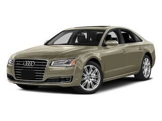 Argus Brown Metallic 2015 Audi A8 Pictures A8 Sedan 4D 4.0T AWD V8 Turbo photos front view