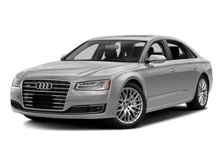Cuvee Silver Metallic 2015 Audi A8 L Pictures A8 L Sedan 4D TDI L AWD V6 photos front view