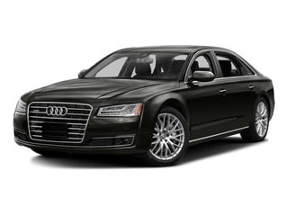 Havanna Black Metallic 2015 Audi A8 L Pictures A8 L Sedan 4D 4.0T L AWD V8 Turbo photos front view