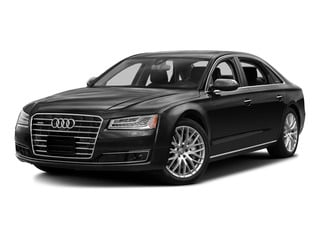 Brilliant Black 2015 Audi A8 L Pictures A8 L Sedan 4D TDI L AWD V6 photos front view