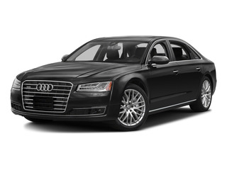 Phantom Black Pearl Effect 2015 Audi A8 L Pictures A8 L Sedan 4D TDI L AWD V6 photos front view