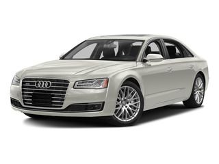 Ibis White 2015 Audi A8 L Pictures A8 L Sedan 4D 4.0T L AWD V8 Turbo photos front view
