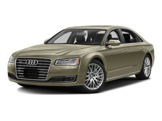 Argus Brown Metallic 2015 Audi A8 L Pictures A8 L Sedan 4D TDI L AWD V6 photos front view