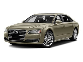Argus Brown Metallic 2015 Audi A8 L Pictures A8 L Sedan 4D 4.0T L AWD V8 Turbo photos front view