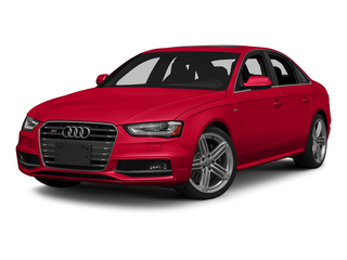 Misano Red Pearl Effect 2015 Audi S4 Pictures S4 Sedan 4D S4 Prestige AWD photos front view