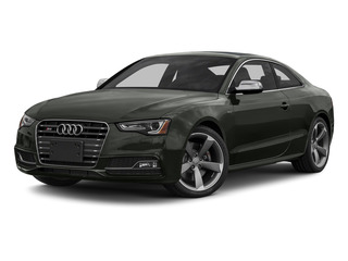 Daytona Gray Pearl Effect 2015 Audi S5 Pictures S5 Coupe 2D S5 Prestige AWD photos front view