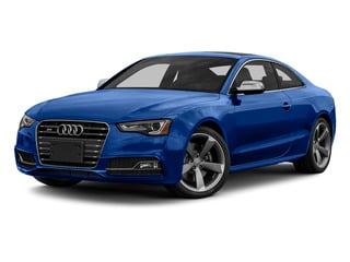 Sepang Blue Pearl Effect 2015 Audi S5 Pictures S5 Coupe 2D S5 Prestige AWD photos front view