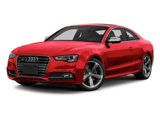 Misano Red Pearl Effect 2015 Audi S5 Pictures S5 Coupe 2D S5 Prestige AWD photos front view