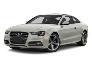 Ibis White 2015 Audi S5 Pictures S5 Coupe 2D S5 Prestige AWD photos front view