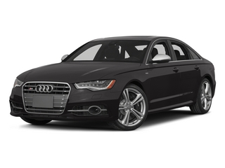 Oolong Gray Metallic 2015 Audi S6 Pictures S6 Sedan 4D S6 Prestige AWD photos front view