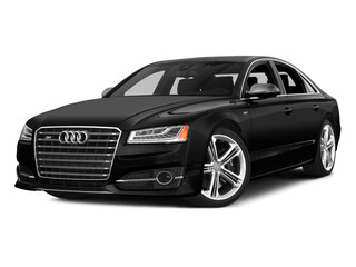 Brilliant Black 2015 Audi S8 Pictures S8 Sedan 4D S8 AWD V8 Turbo photos front view