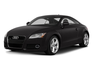 Oolong Gray Metallic 2015 Audi TT Pictures TT Coupe 2D AWD photos front view