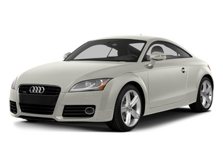 Ibis White 2015 Audi TT Pictures TT Coupe 2D AWD photos front view