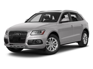 Cuvee Silver Metallic 2015 Audi Q5 Pictures Q5 Utility 4D 2.0T Premium Plus AWD photos front view