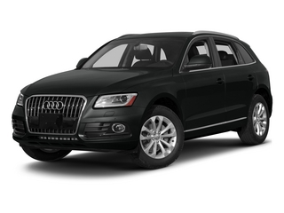 Mythos Black Metallic 2015 Audi Q5 Pictures Q5 Utility 4D 3.0T Prestige AWD photos front view