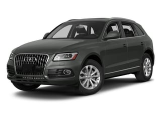 Daytona Gray Pearl Effect 2015 Audi Q5 Pictures Q5 Utility 4D 3.0T Premium Plus AWD photos front view
