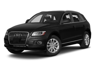 Brilliant Black 2015 Audi Q5 Pictures Q5 Utility 4D 2.0T Premium Plus AWD photos front view