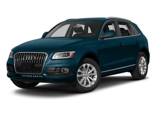 Utopia Blue Metallic 2015 Audi Q5 Pictures Q5 Utility 4D 3.0T Premium Plus AWD photos front view