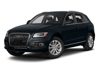 Moonlight Blue Metallic 2015 Audi Q5 Pictures Q5 Utility 4D 3.0T Prestige AWD photos front view