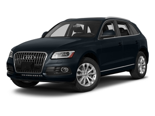 Moonlight Blue Metallic 2015 Audi Q5 Pictures Q5 Utility 4D 2.0T Premium Plus AWD photos front view