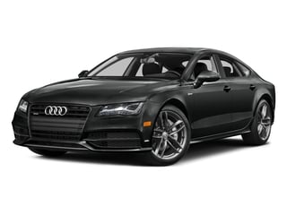 Mythos Black Metallic 2015 Audi A7 Pictures A7 Sedan 4D TDI Prestige AWD T-Diesel photos front view