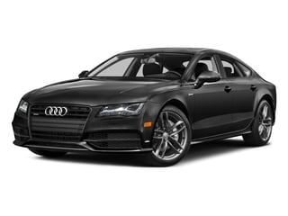 Phantom Black Pearl Effect 2015 Audi A7 Pictures A7 Sedan 4D TDI Prestige AWD T-Diesel photos front view