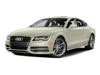 Glacier White Metallic 2015 Audi S7 Pictures S7 Sedan 4D S7 Prestige AWD photos front view