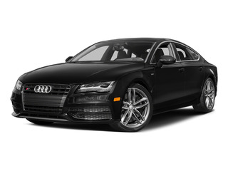 Phantom Black Pearl Effect 2015 Audi S7 Pictures S7 Sedan 4D S7 Prestige AWD photos front view