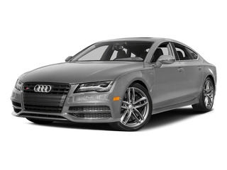 Ice Silver Metallic 2015 Audi S7 Pictures S7 Sedan 4D S7 Prestige AWD photos front view