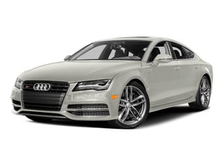 Ibis White 2015 Audi S7 Pictures S7 Sedan 4D S7 Prestige AWD photos front view