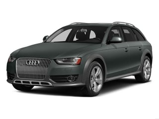 Monsoon Gray Metallic 2015 Audi allroad Pictures allroad Wagon 4D Premium AWD I4 Turbo photos front view