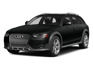 Mythos Black Metallic 2015 Audi allroad Pictures allroad Wagon 4D Premium Plus AWD I4 Turbo photos front view
