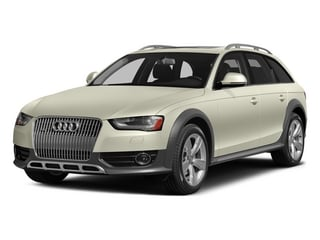 Glacier White Metallic 2015 Audi allroad Pictures allroad Wagon 4D Prestige AWD I4 Turbo photos front view
