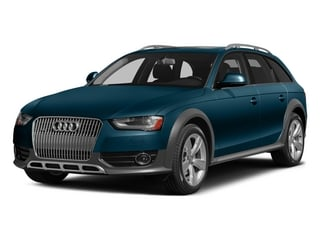 Utopia Blue Metallic 2015 Audi allroad Pictures allroad Wagon 4D Prestige AWD I4 Turbo photos front view