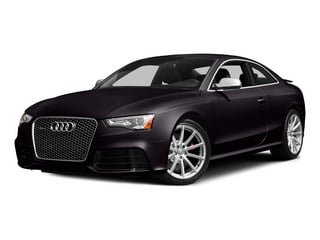 Panther Black Crystal Effect 2015 Audi RS 5 Pictures RS 5 Coupe 2D RS5 AWD V8 photos front view