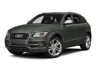 Daytona Gray Pearl Effect 2015 Audi SQ5 Pictures SQ5 Utility 4D Premium Plus AWD V6 photos front view