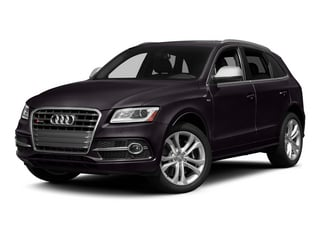 Panther Black Crystal Effect 2015 Audi SQ5 Pictures SQ5 Utility 4D Premium Plus AWD V6 photos front view