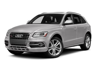 Florett Silver Metallic 2015 Audi SQ5 Pictures SQ5 Utility 4D Premium Plus AWD V6 photos front view