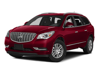Crimson Red Tintcoat 2015 Buick Enclave Pictures Enclave Utility 4D Leather 2WD V6 photos front view