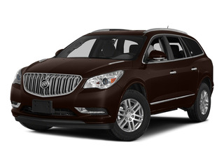 Dark Chocolate Metallic 2015 Buick Enclave Pictures Enclave Utility 4D Leather 2WD V6 photos front view