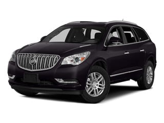 Midnight Amethyst Metallic 2015 Buick Enclave Pictures Enclave Utility 4D Leather 2WD V6 photos front view