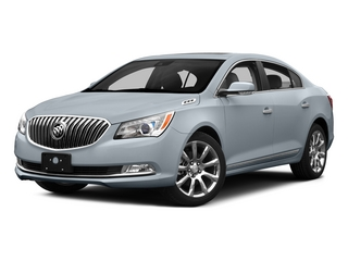 White Frost Tricoat 2015 Buick LaCrosse Pictures LaCrosse Sedan 4D I4 Hybrid photos front view