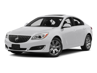 Summit White 2015 Buick Regal Pictures Regal Sedan 4D 1SV I4 photos front view