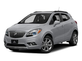 Quicksilver Metallic 2015 Buick Encore Pictures Encore Utility 4D Premium 2WD I4 Turbo photos front view
