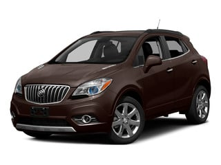 Deep Espresso Brown Metallic 2015 Buick Encore Pictures Encore Utility 4D Premium 2WD I4 Turbo photos front view