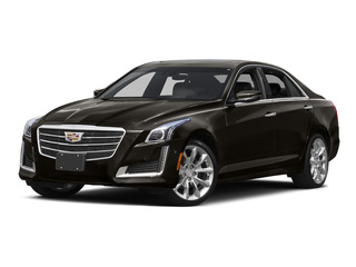 Cocoa Bronze Metallic 2015 Cadillac CTS Sedan Pictures CTS Sedan 4D Performance I4 Turbo photos front view