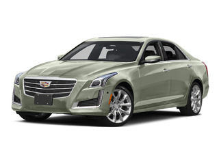 Crystal White Tricoat 2015 Cadillac CTS Sedan Pictures CTS Sedan 4D V-Sport Premium V6 Turbo photos front view
